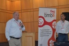 1<sup>st</sup> TIMB<sup>3</sup> Annual Meeting