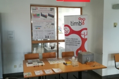 Timb<sup>3</sup> at ITQB-UNL Open Day 2019