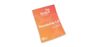 Newsletter 2019 is here
